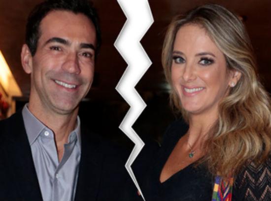 César Tralli e Ticiane Pinheiro (Crédito: Brazil News)