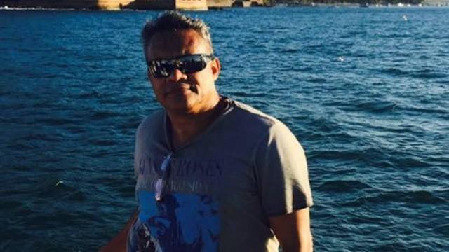 Policial civil identificado apenas como Sergio Waldyr