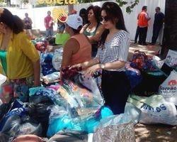 Sãofelicense participa da ação solidária às vítimas dos incêndios