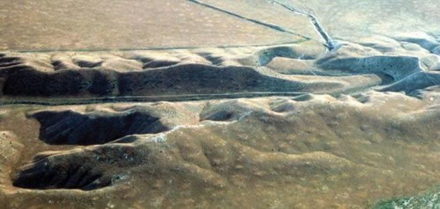 Cientistas descobrem falha paralela a de San Andreas