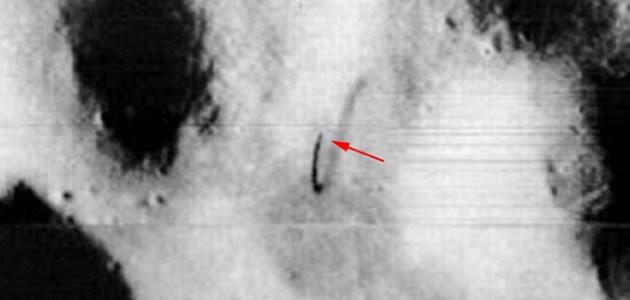 Caçador de OVNIs encontra antena na lua