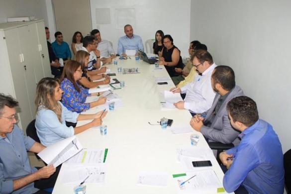 Reunião do Conselho do Fecop