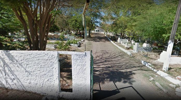 Cemitério Santa Cruz (Crédito: Reprodução)