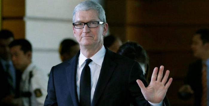 Tim Cook, atual CEO da Apple (Crédito: Reprodução)