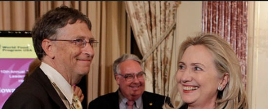 Hillary Clinton cogitou Bill Gates e Tim Cook para vice-presidente