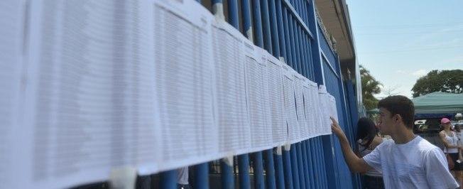 Ministério da Educação divulga hoje os locais de prova do Enem