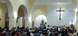 Multidão prestigia o final dos festejos da padroeira em União