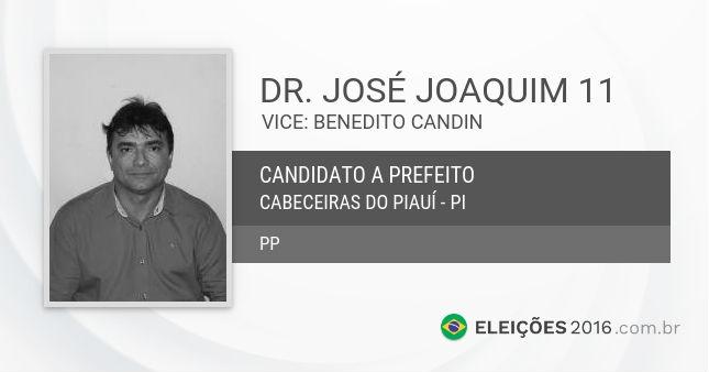 Dr. José Jaoquim