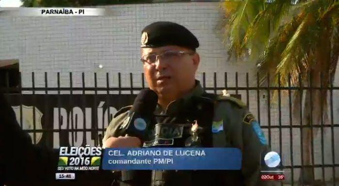 Major Adriano de Lucena (Crédito: Reprodução)