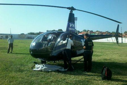 PF apura pouso não autorizado de helicóptero de Floriano (Crédito: Reprodução)
