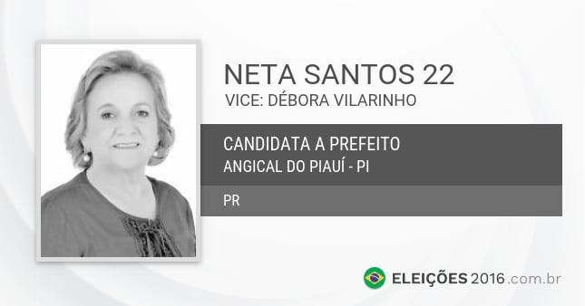 Neta Santos (Crédito: Reprodução)