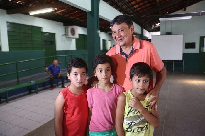 Wellington Dias (Crédito: Efrém Ribeiro)