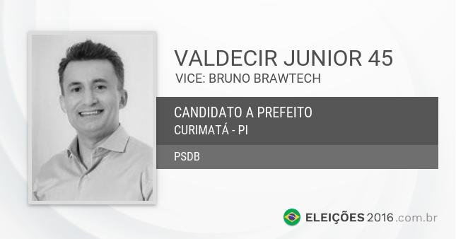 Valdecir Junior (Crédito: Reprodução)