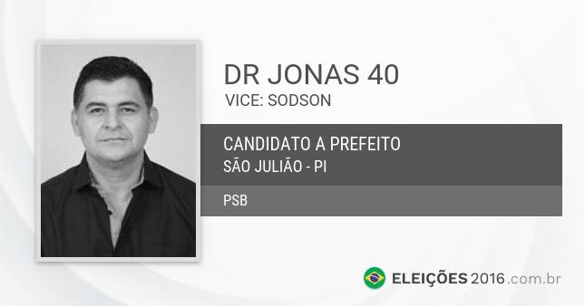 Dr Jonas