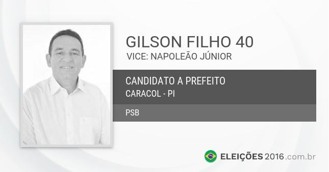 Gilson Filho (Crédito: Reprodução)