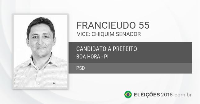 Francieudo (Crédito: Reprodução)