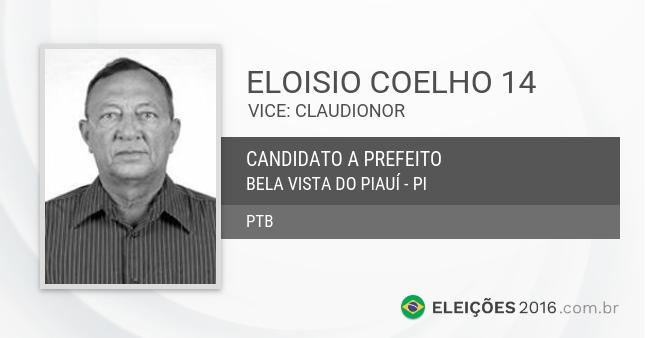 Eloisio Coelh (Crédito: Reprodução)