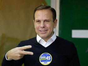 João Doria Jr. é eleito prefeito de São Paulo no primeiro turno