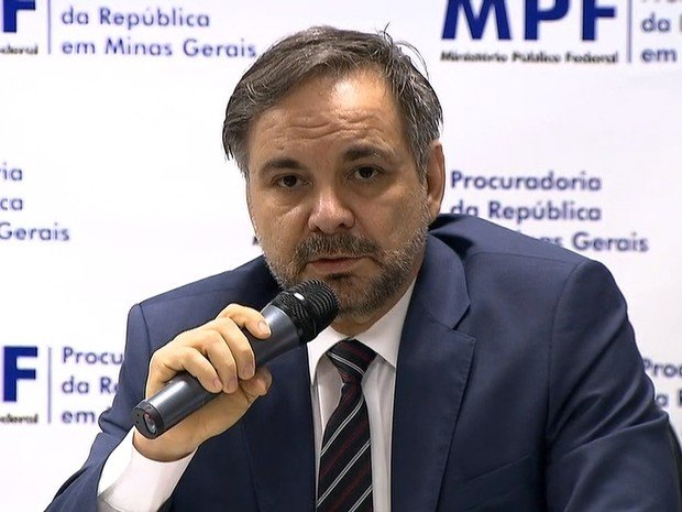 Procurador da República em Minas Gerais José Adércio Leite Sampaio