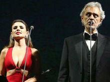Paula Fernandes fala de show com Bocceli e diz ter sido massacrada