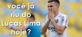 Santos é eliminado por reservas do Inter e vira piada na web