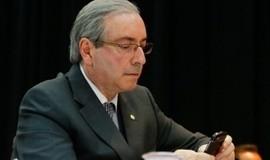 Após ser preso, Cunha é excluído de grupo do PMDB no WhatsApp