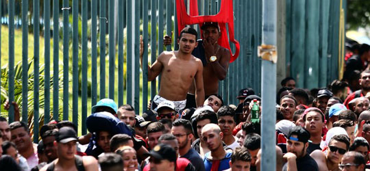 Torcida do Flamengo esgota ingressos para jogo contra Corinthians