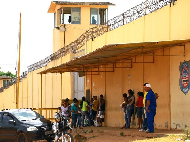 Complexo Penitenciário de Pedrinhas (Crédito:  Carlos Ivan / Agência O Globo)