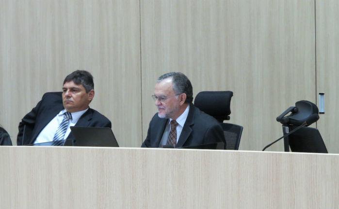 Presidente do TCE-PI, Olvao Rebelo