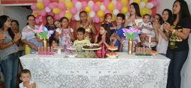 Núcleo de Apoio a Saúde da Família realiza festa do Dia da Criança