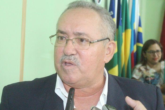 Nirvado Silvino, de Bocaina (Crédito: Riachão Net)