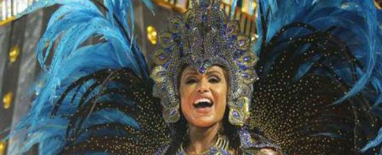 Gracyanne Barbosa perde vaga de rainha da bateria da Portela