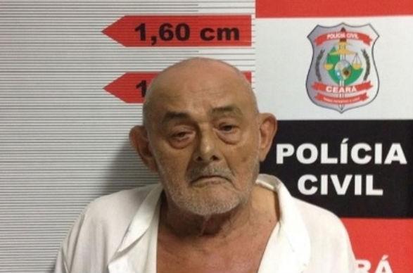 Idoso de 91 anos é preso por tráfico de drogas no Ceará