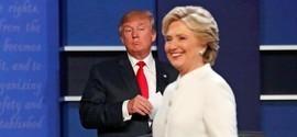 Hillary aumenta vantagem sobre Trump para 12 pontos, diz pesquisa