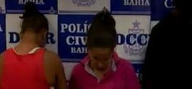 Suspeitos acusados de matar taxista são presos em Salvador
