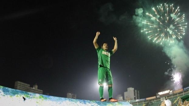 Guarani já garantiu o acesso à Série B (Crédito: Gazeta Press)