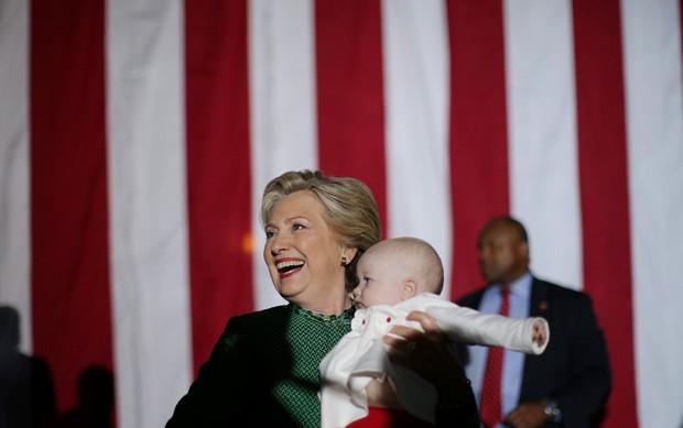 Hillary Clinton (Crédito: Reprodução)
