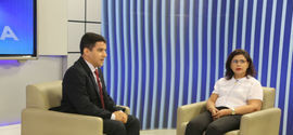 Patrícia Leal reafirma interesse pela presidência da APPM
