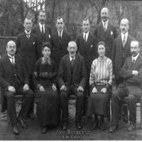 Família Rothschild  (Crédito: Arquivo Pessoal )