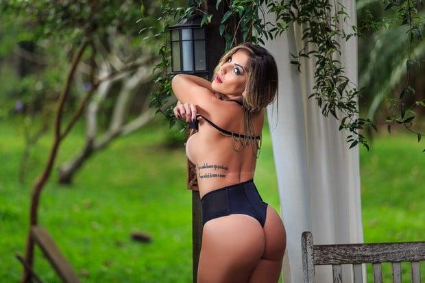 Ex-BBB Anamara (Crédito: Divulgação)