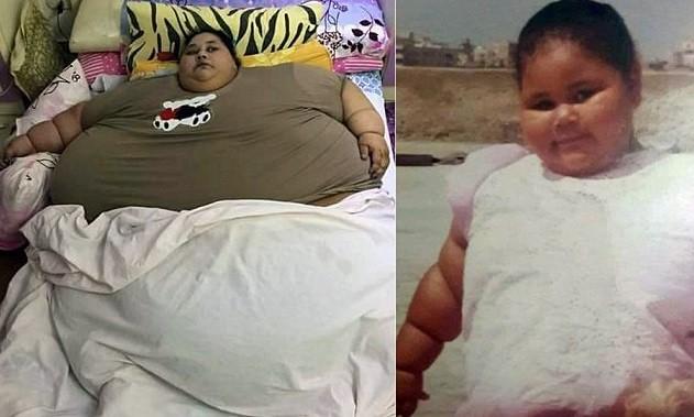 Iman Ahmad pesa 502 quilos