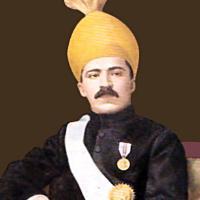 Mir Osman Ali Khan (Crédito: Arquivo Pessoal )