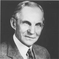 Henry Ford (Crédito: Arquivo Pessoal )