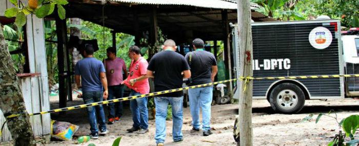 Quatro jovens são mortos em Chacina; dois são irmãos