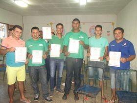 Associação de Moradores realiza entrega dos certificados