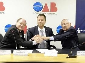 CFC, CFOAB e Observatório Social do Brasil assinam Acordo