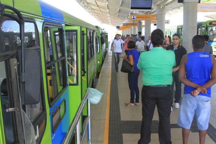 Transporte público em Teresina