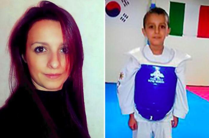 Veronica Panarello matou o filho estrangulado
