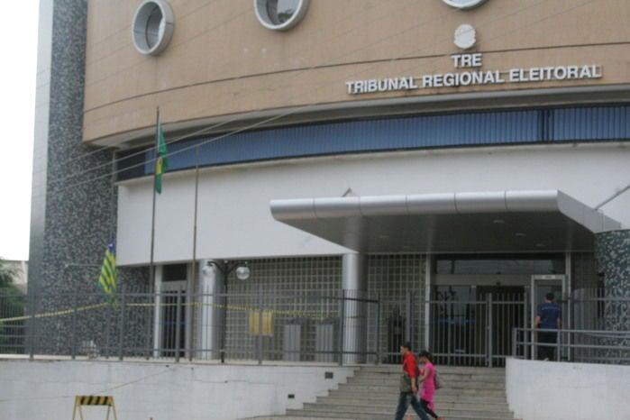 Prédio do TRE-PI em Teresina (Crédito: Divulgação)