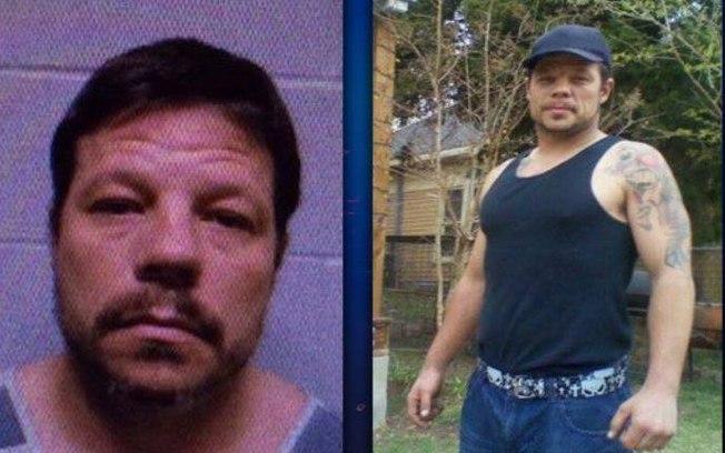 Michael Vance matou o tio e a tia, baleou quatro pessoas  (Crédito: Polícia)
